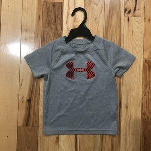 Toddler boys Under Armour shirt 2t